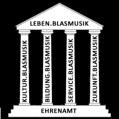 Säulen der Bezirksleitung Oberösterreichischer